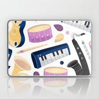 Band Practice Laptop & iPad Skin