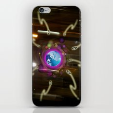 Alien  Attack iPhone & iPod Skin