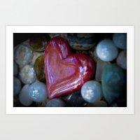 Love Your Ipad Art Print