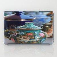 Tea iPad Case