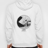 Sea Monsters Eat All Tra… Hoody