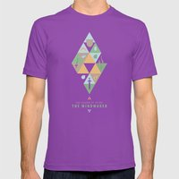 The Legend Of Zelda: The… Mens Fitted Tee Ultraviolet SMALL