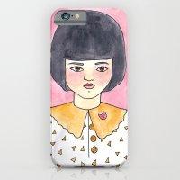 Pink Brooch iPhone 6 Slim Case