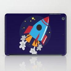 Space Cruiser iPad Case