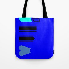 What a pencil looks like Tote Bag