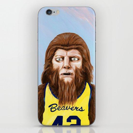 Teenwolf iPhone & iPod Skin