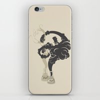 Dr. Jekyll & Mr. Hyde iPhone & iPod Skin