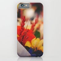 Bouquet iPhone 6 Slim Case