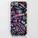 Rainbow Ribbons iPhone & iPod Case