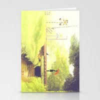 AOSHIGURE Stationery Cards