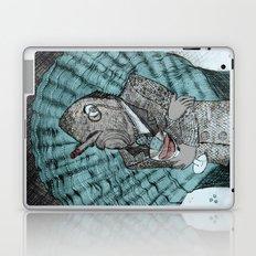 Smells like fish Laptop & iPad Skin