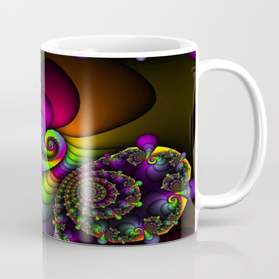 Rainbow Goddess Mug
