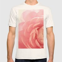 Ranunculus Mens Fitted Tee Natural SMALL