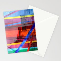 Distortion 3 Stationery Cards