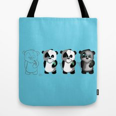 PANDASTRATION Tote Bag
