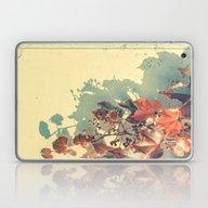 Grapes Of Autumn Laptop & iPad Skin