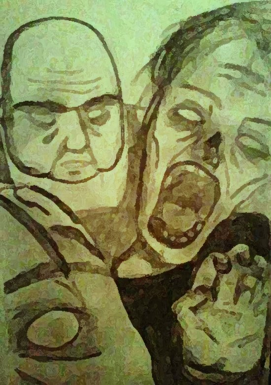 Zomos' Art Print
