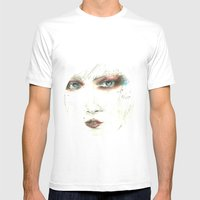 Lucia Mens Fitted Tee White SMALL