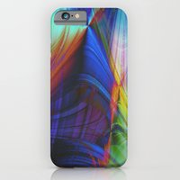 iPhone & iPod Case featuring Full fract collection 1 by Truly Juel