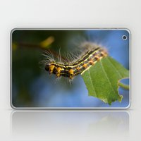 Yellownecked Caterpillar… Laptop & iPad Skin
