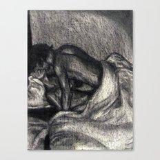 Succubus of Love Canvas Print