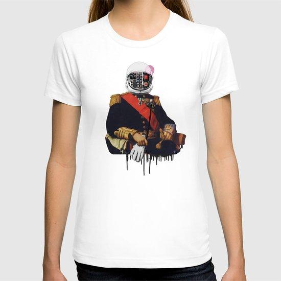 Space General Plug Man T-shirt