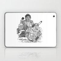 Texas Chainsaw Massacre 2 Laptop & iPad Skin