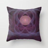 Solaris Throw Pillow