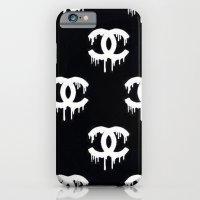 CC BLACK iPhone 6 Slim Case