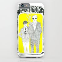 iPhone & iPod Case featuring Rushmore by Mexican Zebra