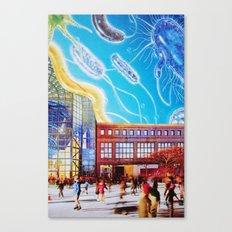 Paramecium Canvas Print