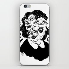 Europa, Agnes and Phyllis iPhone & iPod Skin