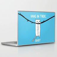 Hang In There, Baby Laptop & iPad Skin