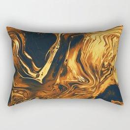 Rectangular Pillow - Gold - Dorian Legret
