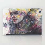 iPad Case featuring Promises by Agnes-cecile