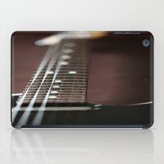 Up close Tele iPad Case