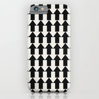 Up&Down iPhone 6 Slim Case