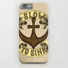 Slow to Sink Slim Case iPhone 6s