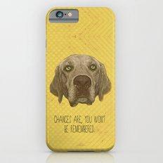 Golden Lab Print iPhone 6 Slim Case