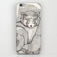 red pandas iPhone & iPod Skin