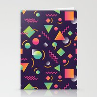 The 90's Stationery Cards