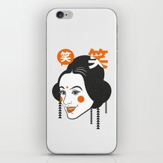 Memoirs of a Geisha iPhone & iPod Skin