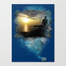 Divine Capture Canvas Print
