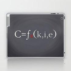 Formula for Creativity Laptop & iPad Skin