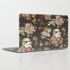 Botanic Wars Laptop & iPad Skin