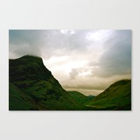 Scotland Canvas Print