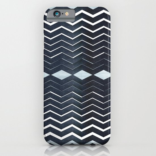 ELEGANT IN BLUE iPhone & iPod Case