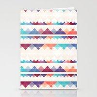 Pattern 3 Stationery Cards