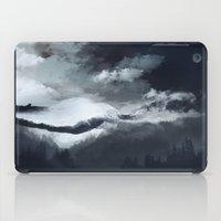 White Mountains iPad Case