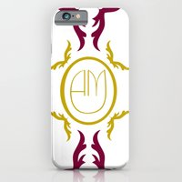 iPhone & iPod Case featuring Angela Morano phone case #7 by mjdesignphoto